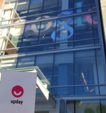 Upday at Google
